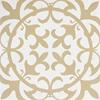 CC Höganäs Antique Marrakechmönstrat klinker K50217 Bologna, matt