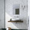 CC Höganäs Carrara kakel för badrum