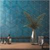 CCH vägplattor Scale Triangolo, Electric Blue glossy