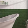 CCH väggplattor Biselado, Verde Cristal Glossy pch Perla
