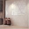 CCH väggplattor Scale Triangolo, White glossy