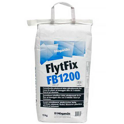 CC Höganäs FlytFix FB 1100, FB 1200 fästmassa