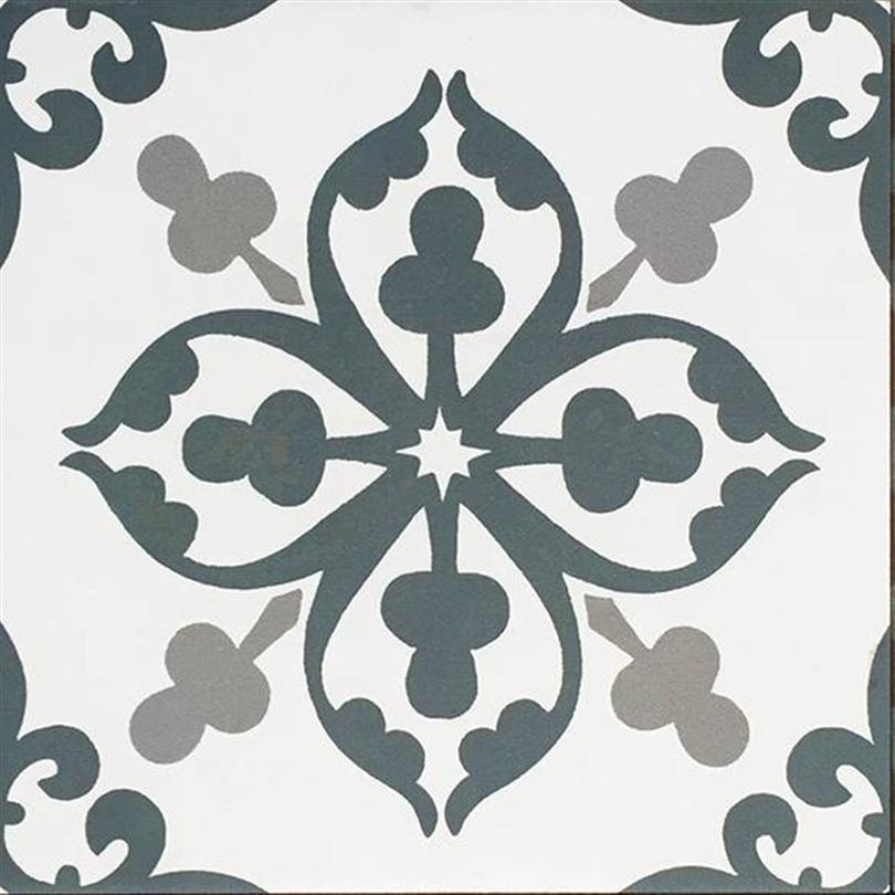 CC Höganäs Antique Marrakechmönstrat klinker K50218 Assisi matt
