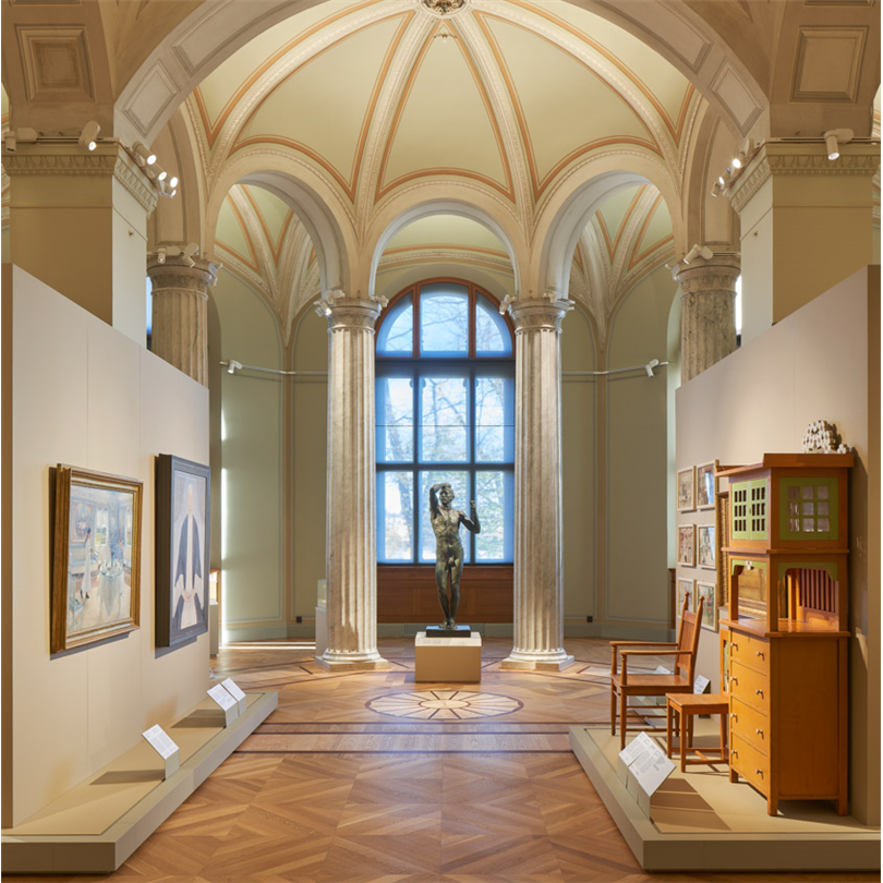 Stombergs Massiva trägolv, Nationalmuseum, Stockholm
