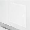 D-profile inspektions- och åtkomstluckor för vägg