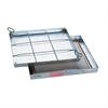 Dione BV-stålluckor, EI30 gas- och vattentät golvlucka