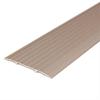 Dione Skarvlist med lim-montering, 100 mm, räfflad