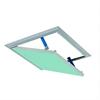 Dione Ljudisolerad inspektionslucka Alu Plana 33 dB