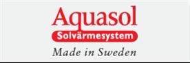 Aquasol Solvärmesystem Logotyp
