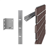 Stofix fasadsystem för tegelfasader