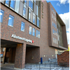 Stofix tegelfasadsystem, St Görans sjukhus, Stockholm