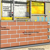 Stofix-Ventilerat tegelfasadsystem