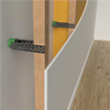 Vibratec Akustisk väggupphängning med VT-AWS