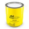 Vibratec dämplim Noisekiller Gul, 1 liter