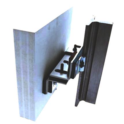 Vibratec Vibrationsisolering för rulltrappor, hissar