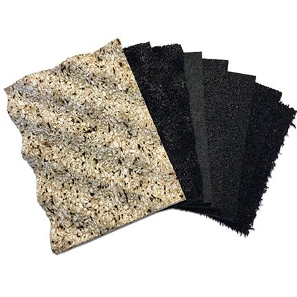 Vibratec Regupol elastiska material