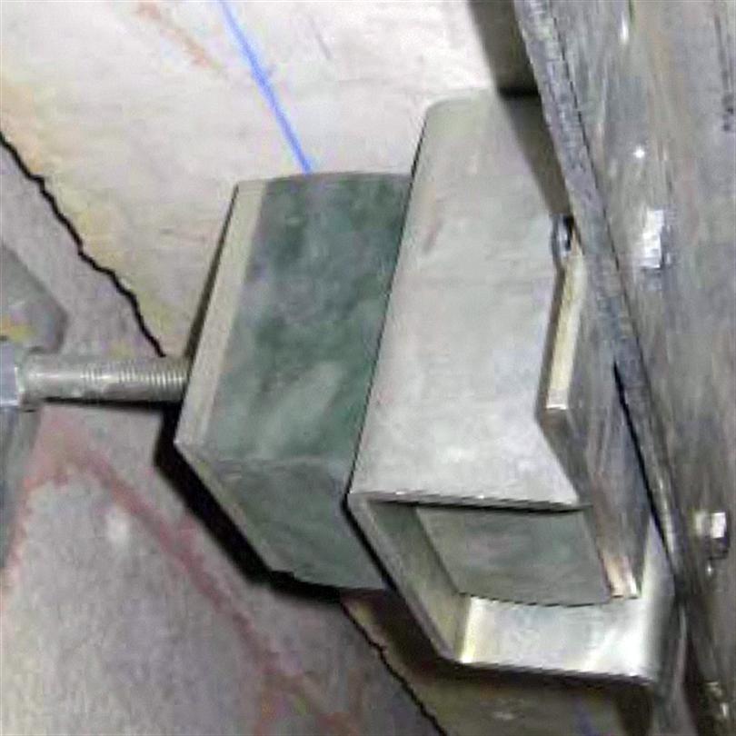 Vibratec Akustisk väggupphängning med VT-WH