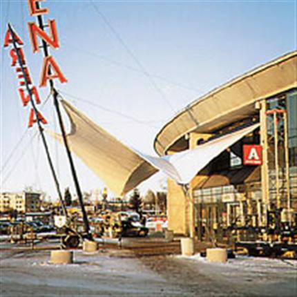Kupolen, Borlänge