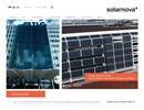 SolarNova byggnadsintegrerade Solcellsmoduler