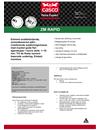 Casco Floor Expert ZM RAPID finavjämningsmassa