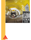 Flexible Waterproofing of Tunnels with Sikaplan Membranes