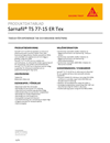 Sika Sarnafil TS 77-15 ER Tex