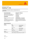 Sikafloor-156 epoxiprimer