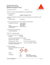 Sikafloor-81 EpoCem, komp C
