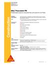 Sika FloorJoint PD fogpaneler