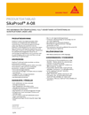 SikaProof A-08