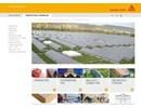 Sika Information om gröna tak på webbplats
