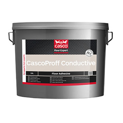 CascoProff Conductive elektriskt ledande golvlim