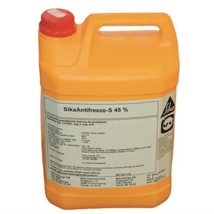 Sika Antifreeze-S frostskyddsmedel