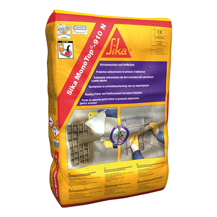 Sika MonoTop-910N korrosionsskydd/slamma
