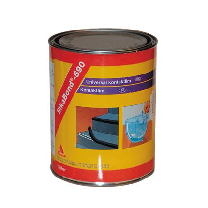 SikaBond-590 kontaktlim, 1 liter