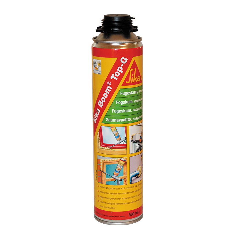 Sika Boom-Top-G 1-komponents expanderande fogskum