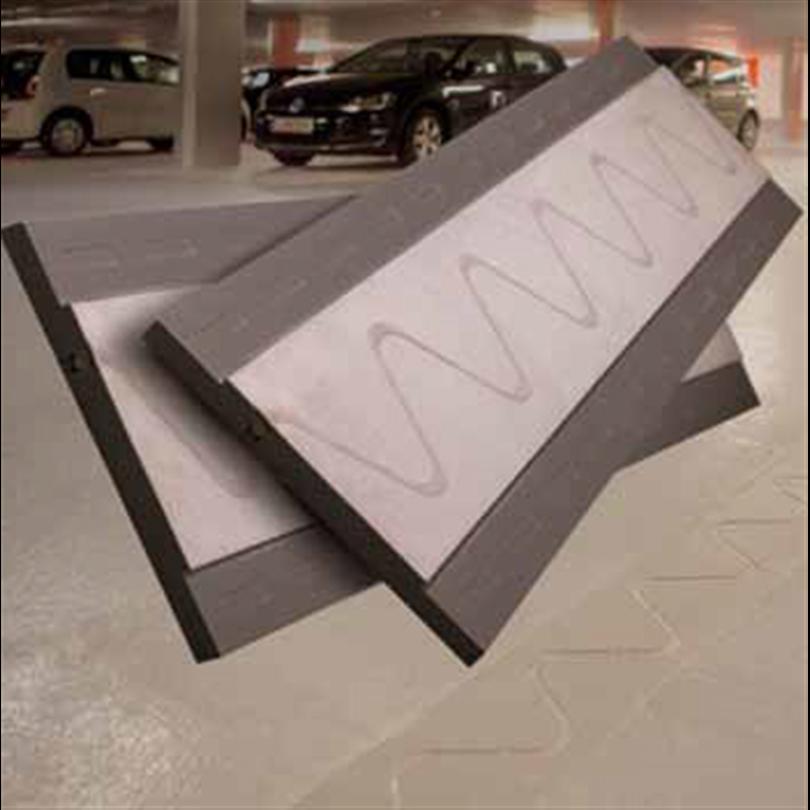 Sika FloorJoint PD graderade fogpaneler