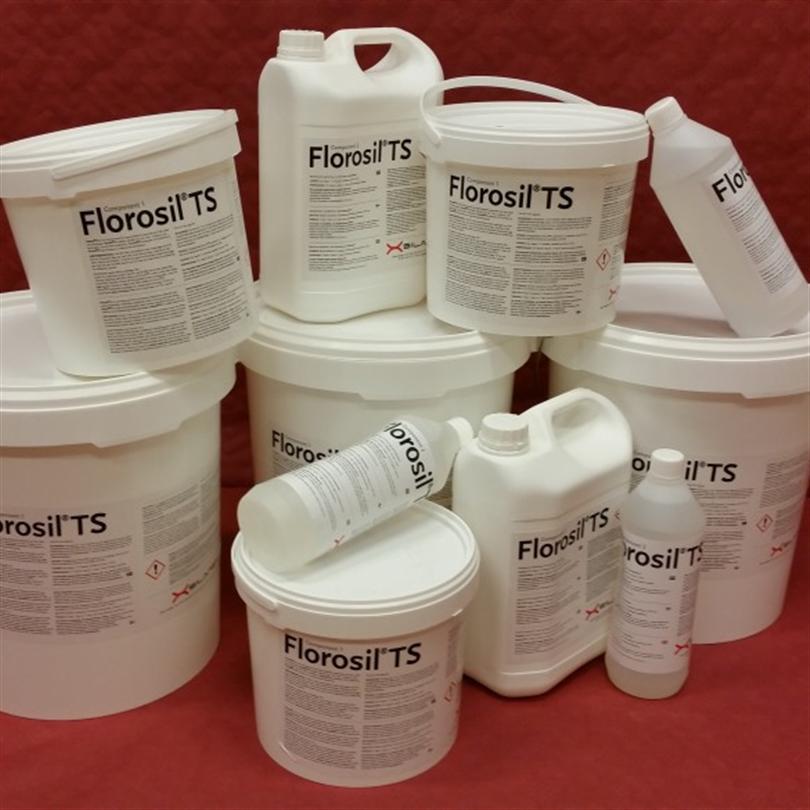 Silanex Florosil TS Fukt, alkali och emissionsspärr