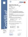 Byggproduktcertifikat 1320 Midex Brandmursplatta