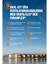 9 skäl att täta ventilationskanalerna