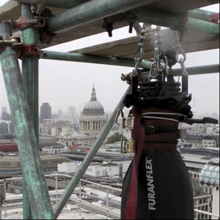 Insatsrören erbjuds i dimensioner från Ø80mm-Ø1000mm.