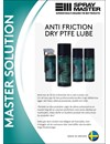 Master Anti Friction Dry PTFE Lube