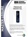 Master Premium Wood Oil