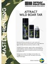 Master Attract Wild Boar Tar