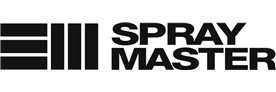 Spray master logo