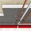 Fischer Cellplastspik DHM brandskyddsgodkänd metall-/cellplastspik för brandisolerade skivor