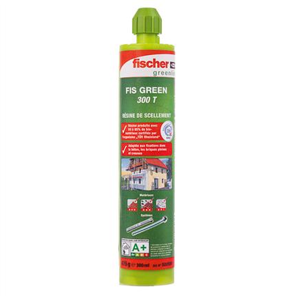 Fischer Fis Green 300 T ankarmassa