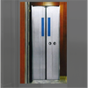 Hisselektronik hissdörrar