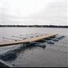 Catamaran batbrygga 1.8, 12m