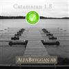 Catamaran batbrygga 1.8